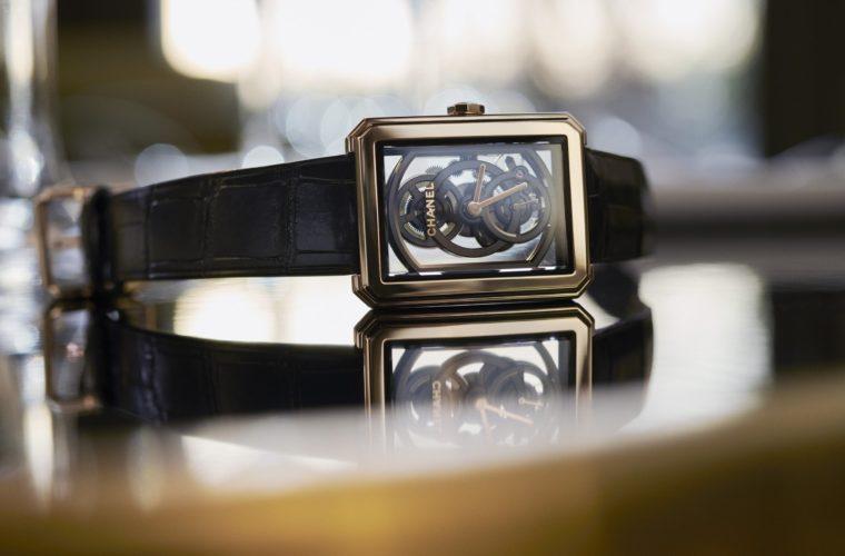 Chanel Horlogerie BoyFriend Scheletrato