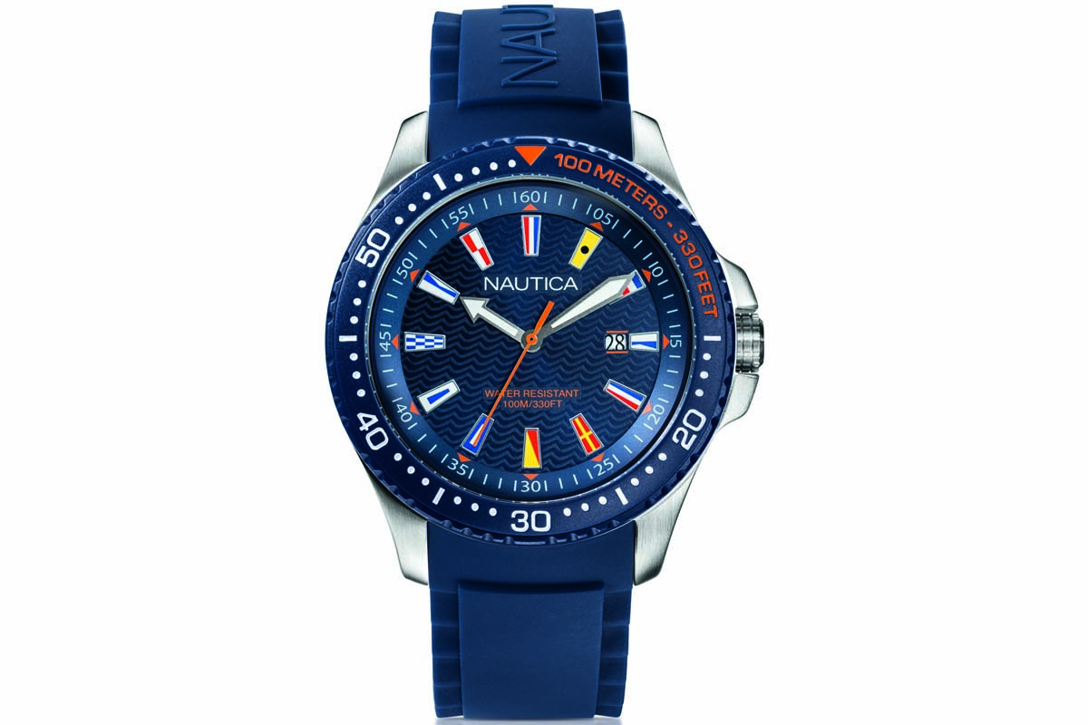 NAUTICA WATCHES Jones Beach