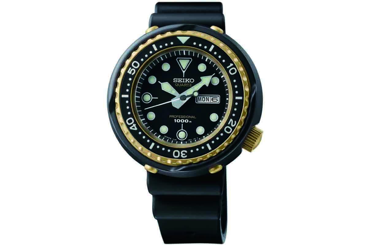 SEIKO Prospex Recreation Quartz Diver's 1000 M 1978
