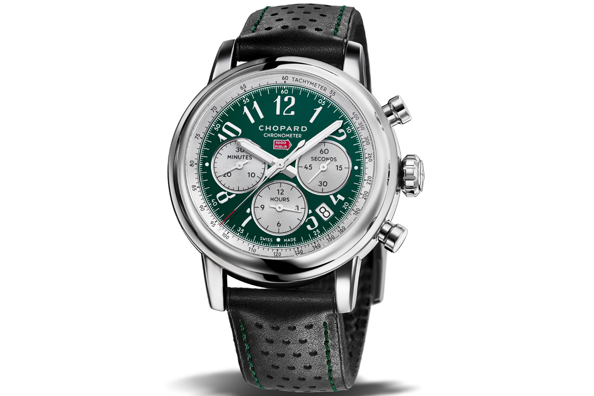 CHOPARD Mille Miglia Classic Chronograph Racing Colours Edition