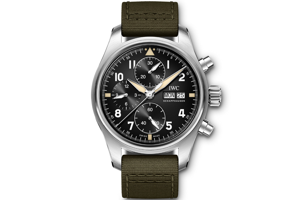 IWC Pilot's Watch Chronograph Spitfire