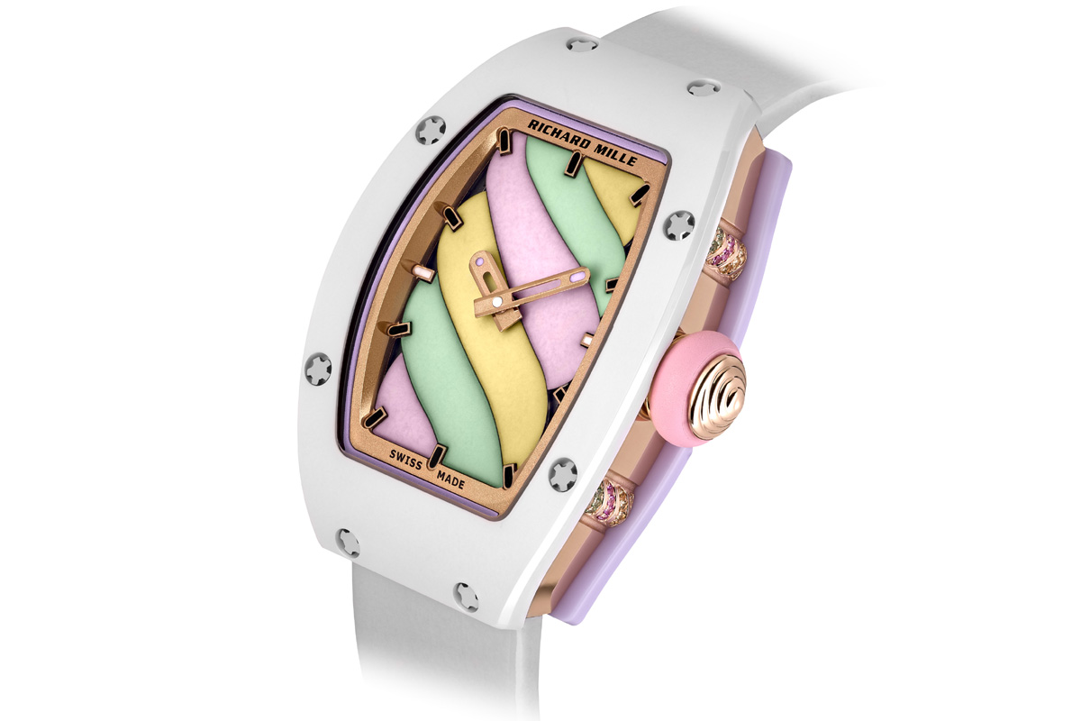 Richard Mille Bonbon RM 07-03 Automatic Marshmallow