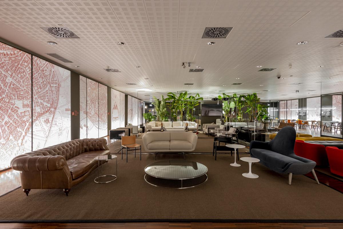 Design Week, la Red Lounge di Audemars Piguet in fiera