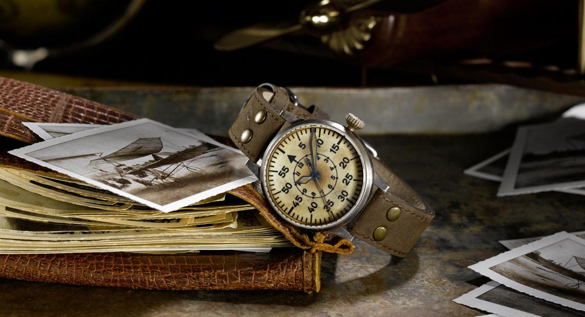 Orologi da aviatore: un esemplare di Laco