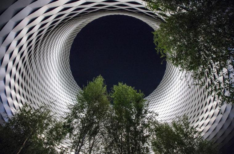 Vista esterna di Baselworld