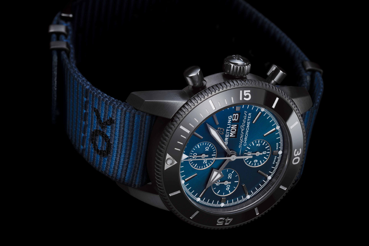 Il Breitling Superocean Outerknown