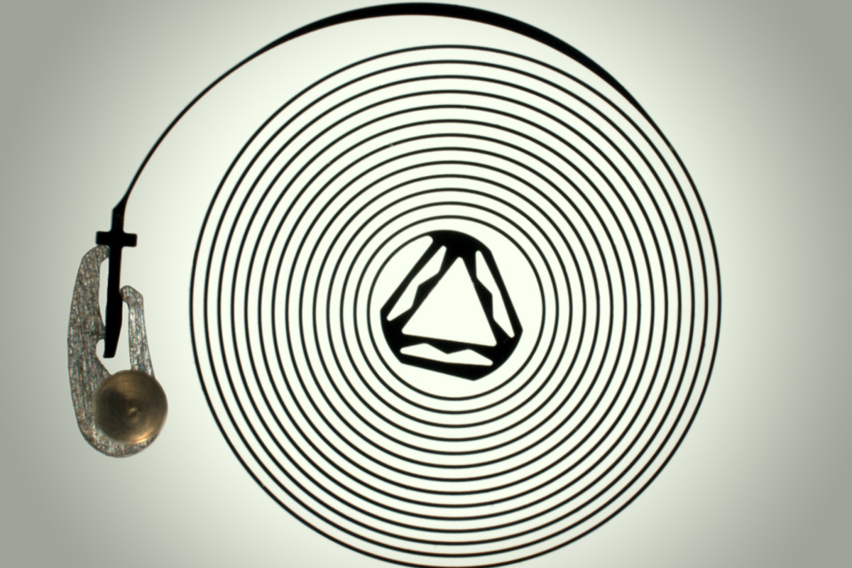 La spirale in silicio del 2006