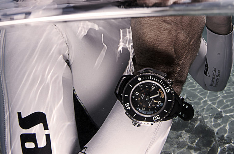 L'X-Fathoms, la versione estrema del Blancpain Fifty Fathoms.
