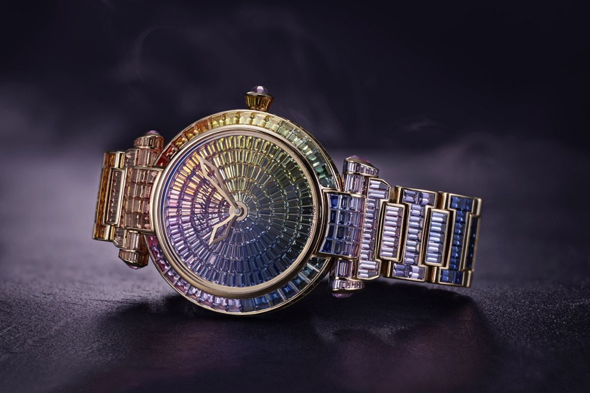 Chopard Imperiale Haute Joaillerie Rainbow