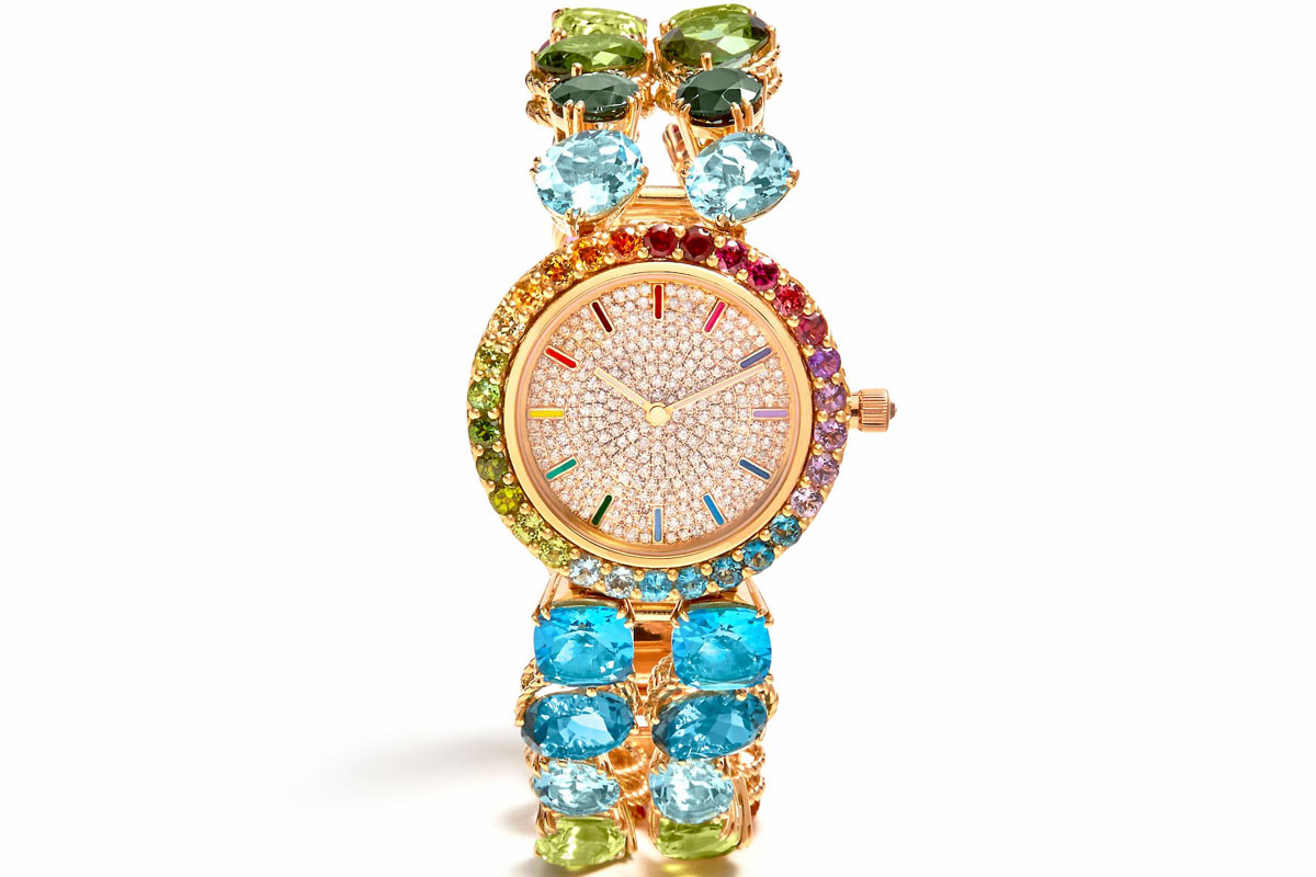 Dolce&Gabbana Rainbow Watch