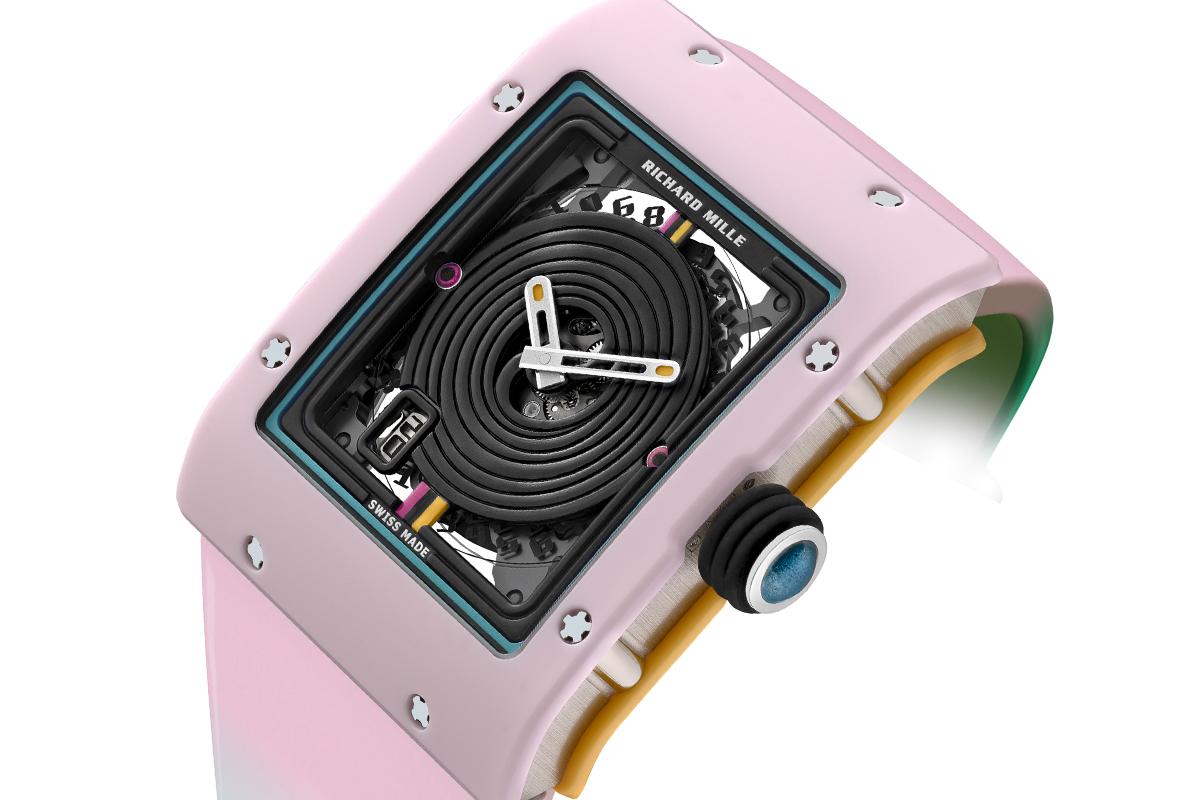 Richard Mille RM 16-01 Automatic Réglisse