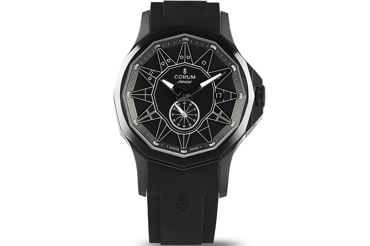 CORUM Admiral 42 Full Black
