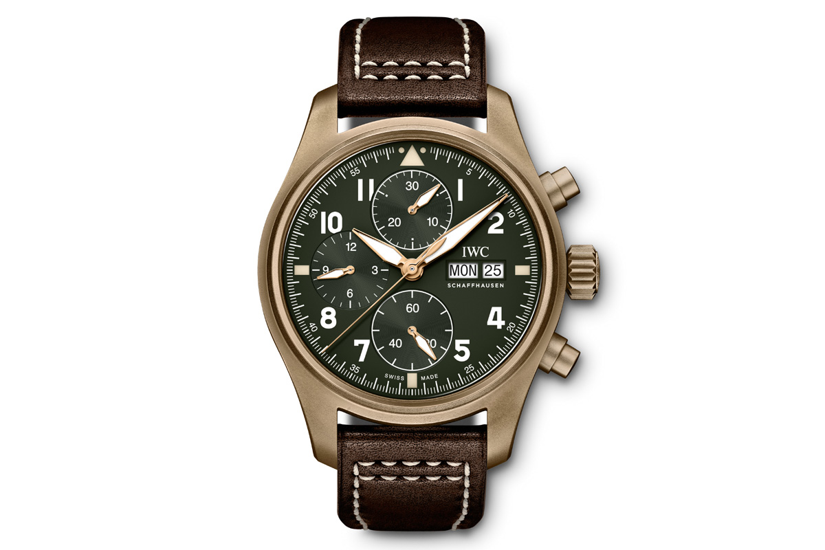 Il Pilot's Watch Chronograph Spitfire