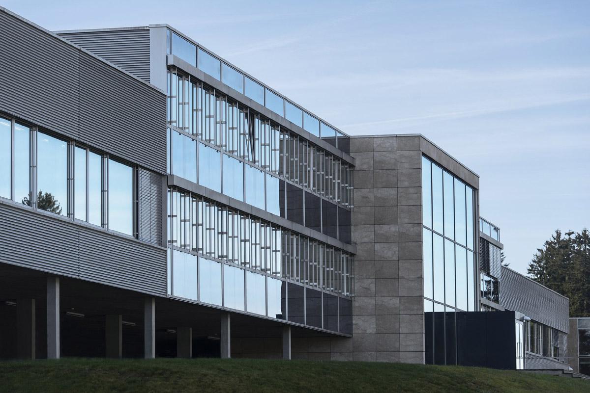 La sede di G&F Châtelain