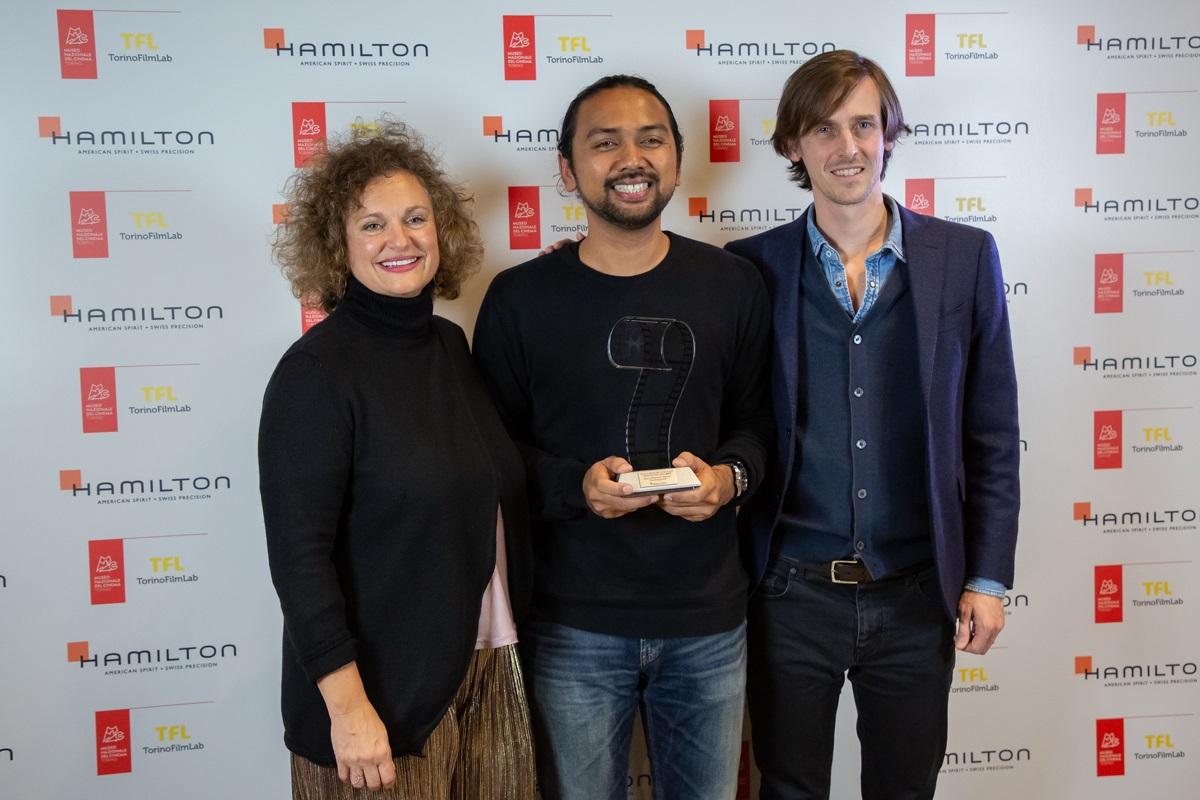 Altra premiazione al Torino Film Festival