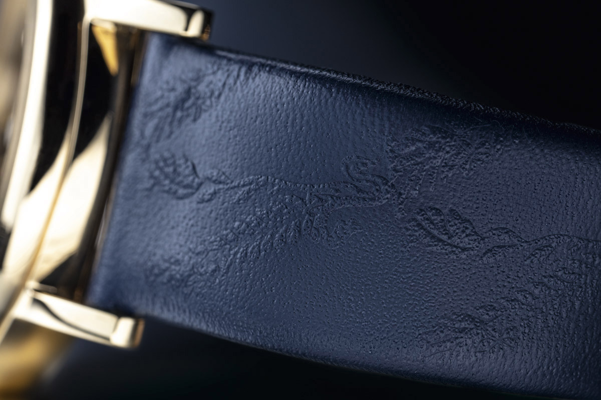 Il cinturino del Versace Virtus