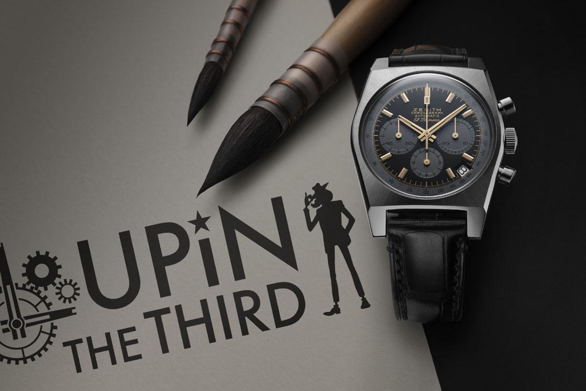 Lupin III e Zenith