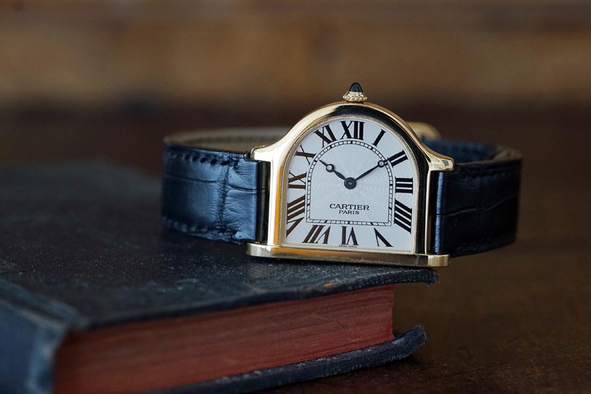"""Una foto del libro """"Cartier - Gentleman's files"""""""