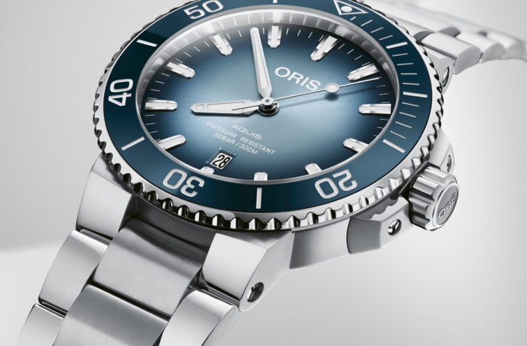 Set Oris Lake Baikal Limited Edition