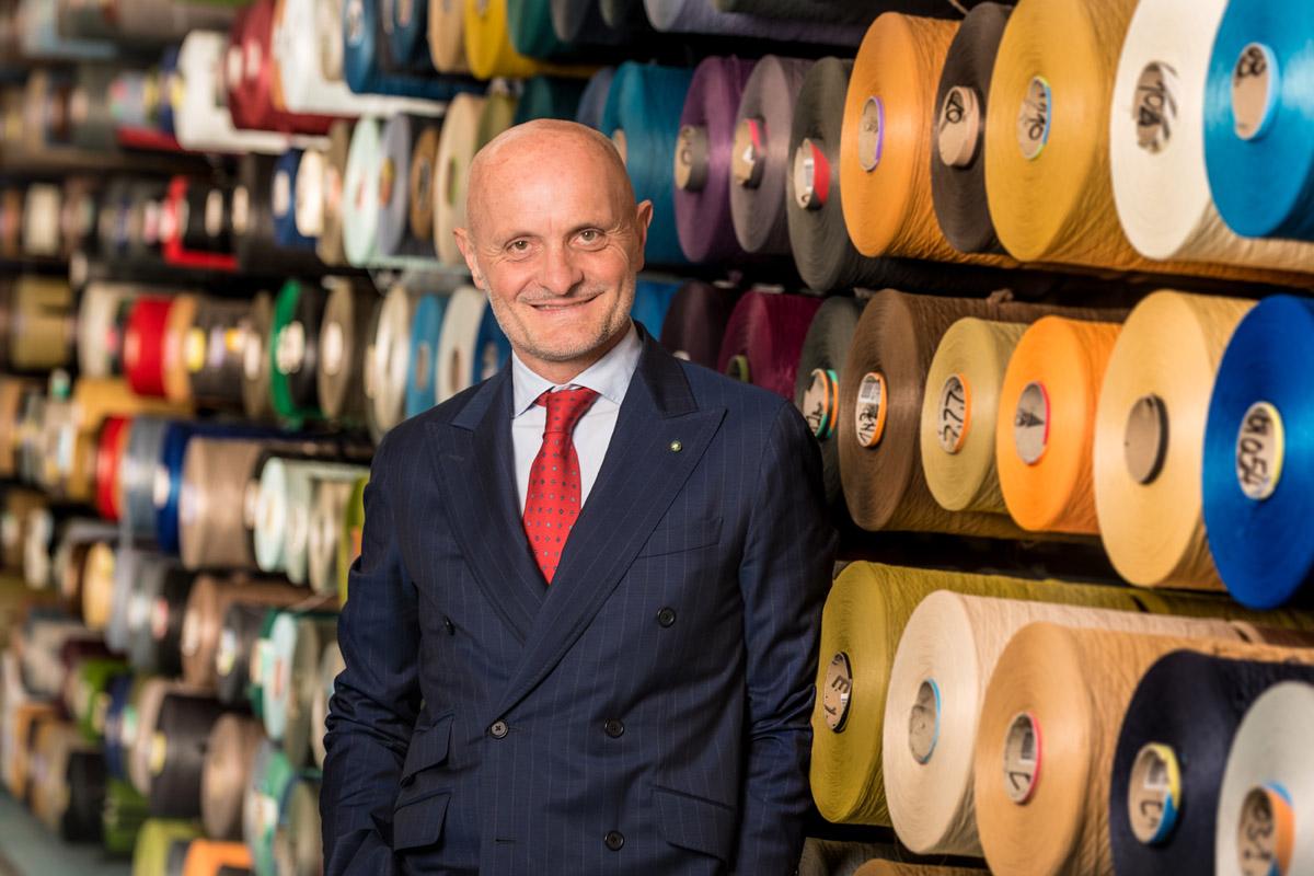 Giulio Bonazzi, il papà di Econyl