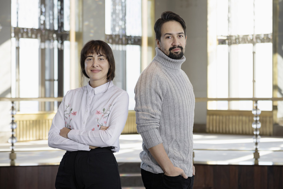 The Rolex Mentor and Protégé Arts Initiative