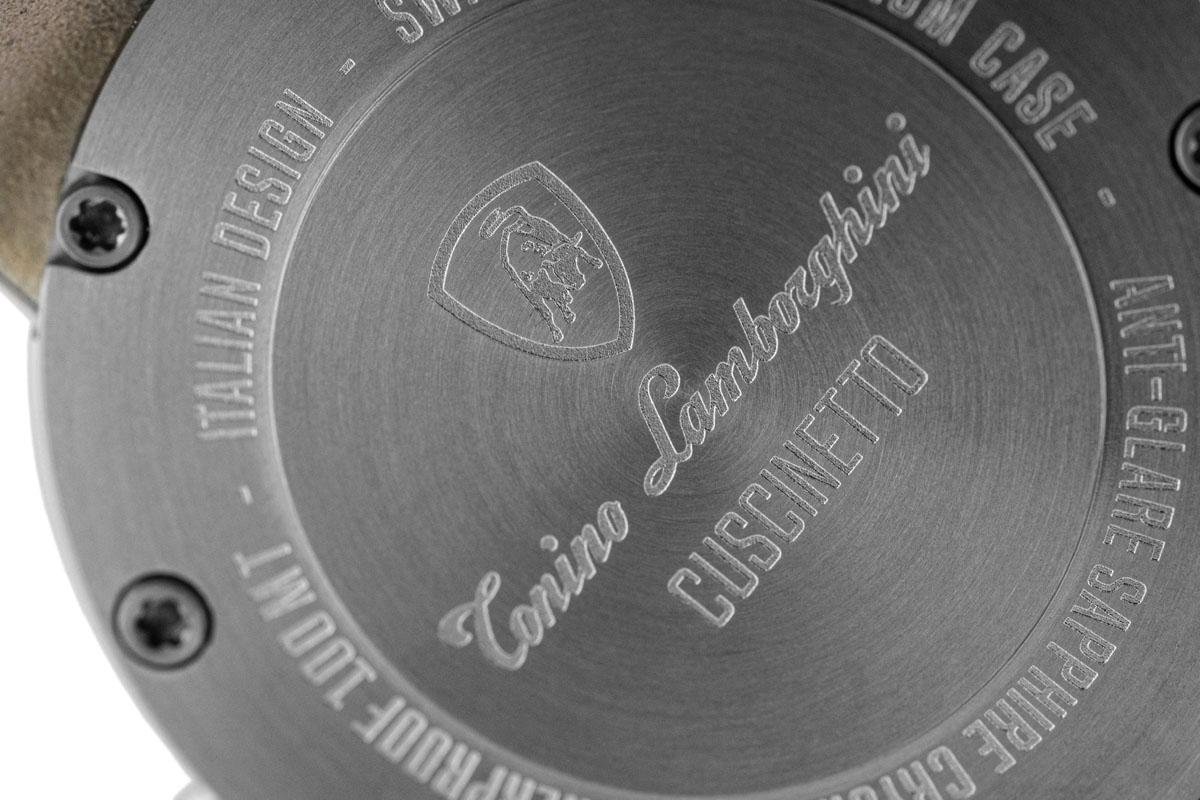 Il fondello del Cuscinetto di Tonino Lamborghini