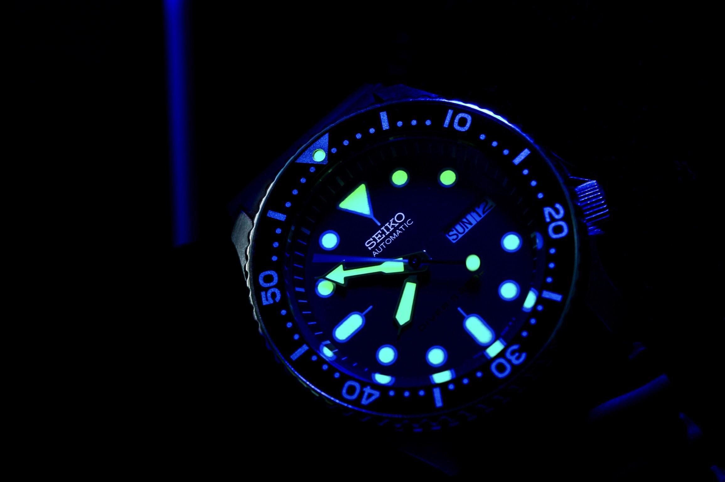 La LumiBrite è tra i materiali luminescenti di nuova generazione