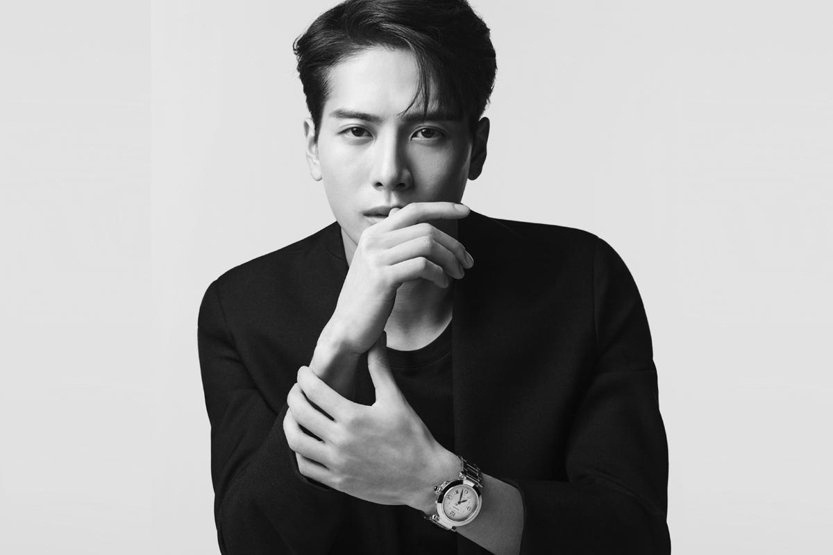 Jackson Wang nella campagna Cartier