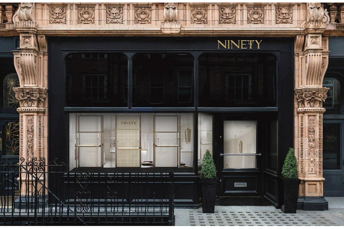 Il negozio di orologi usati di Richard Mille a Londra