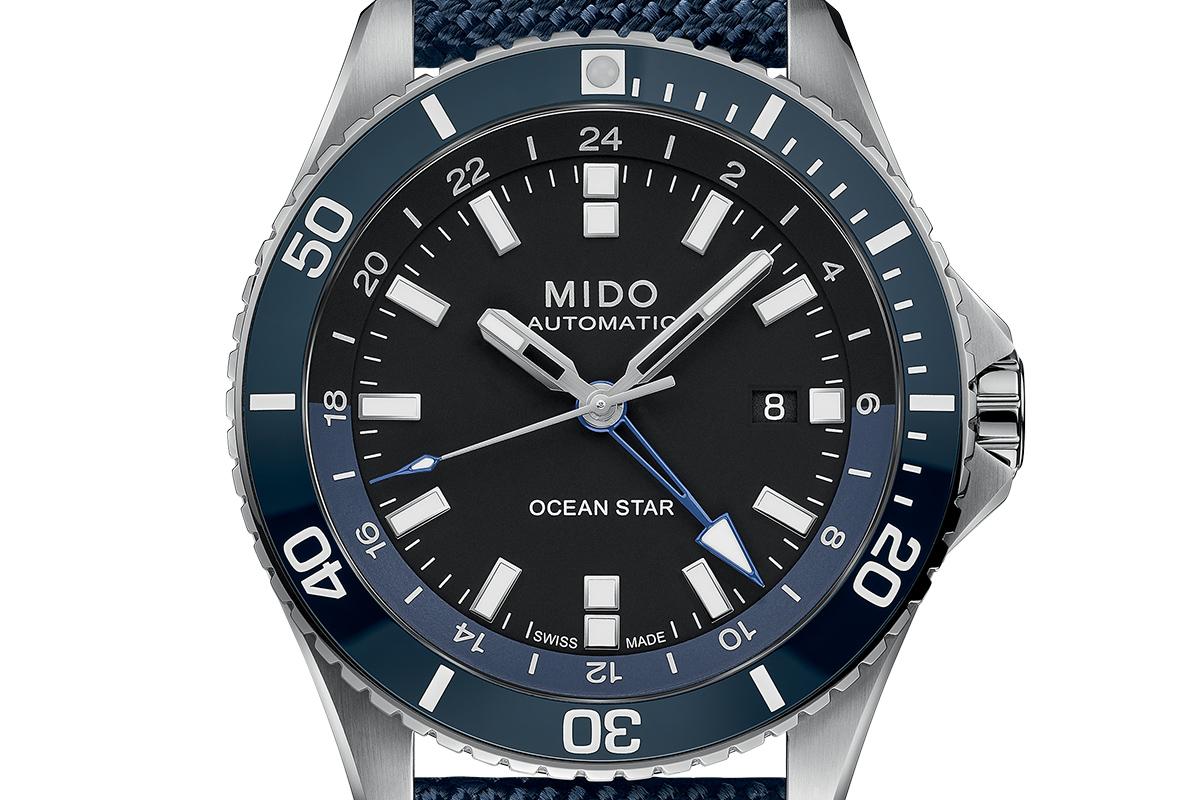 Il Mido Ocean Star GMT