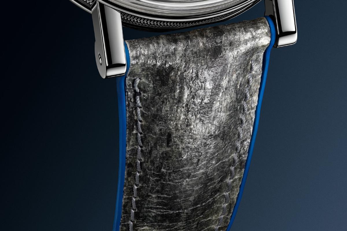Il cinturino del Classique Double Tourbillon