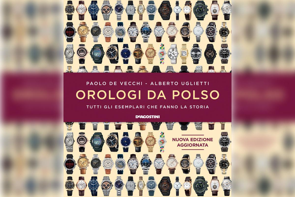 """La copertina del libro """"Orologi da Polso"""""""