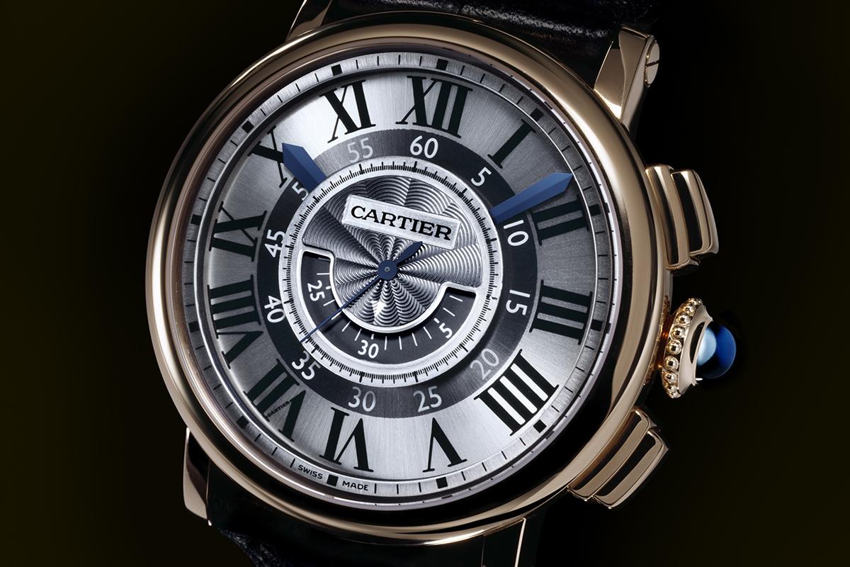 Cartier Crono centrale