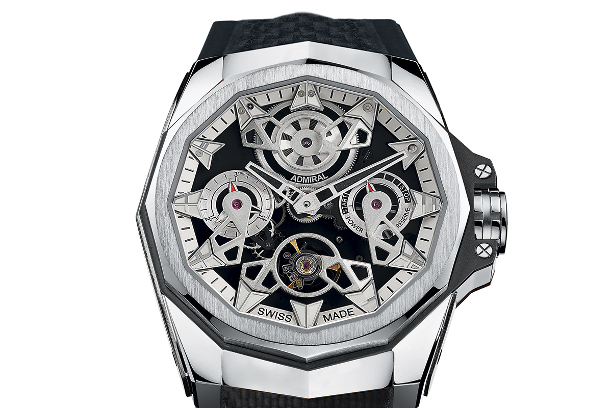 Corum Admiral 45 Automatic Openworked