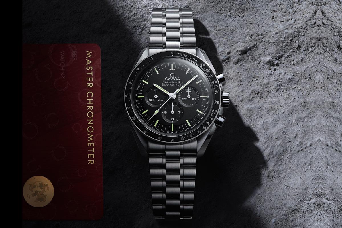 Il nuovo Omega Speedmaster Moonwatch