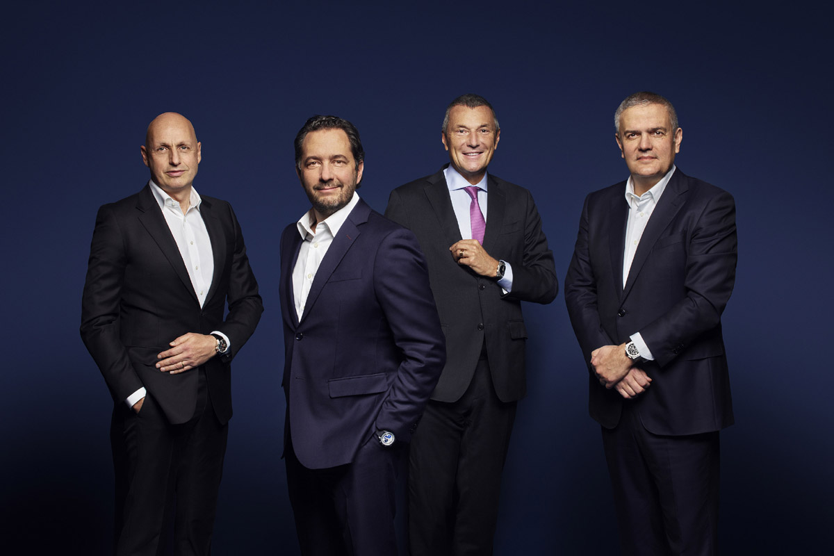 I Ceo ospiti alla LVMH Watch Week
