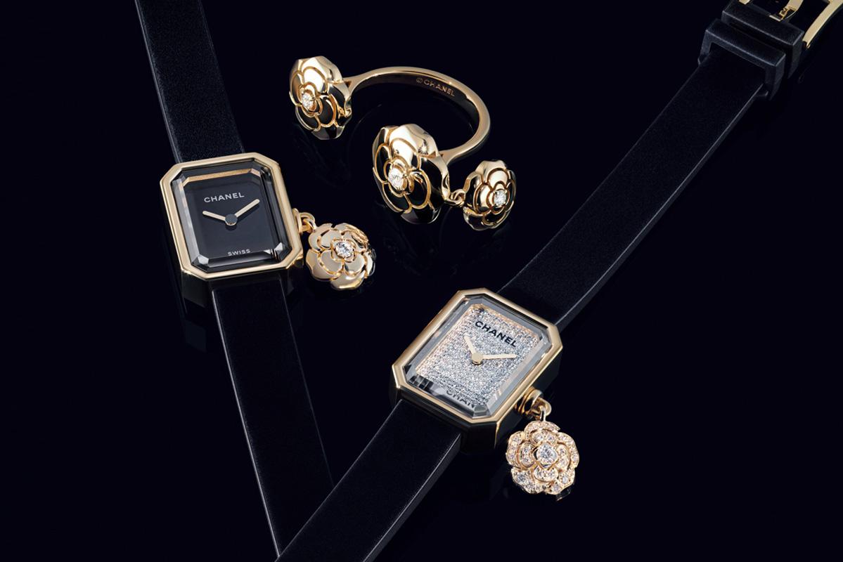 Chanel Extrait de camelia