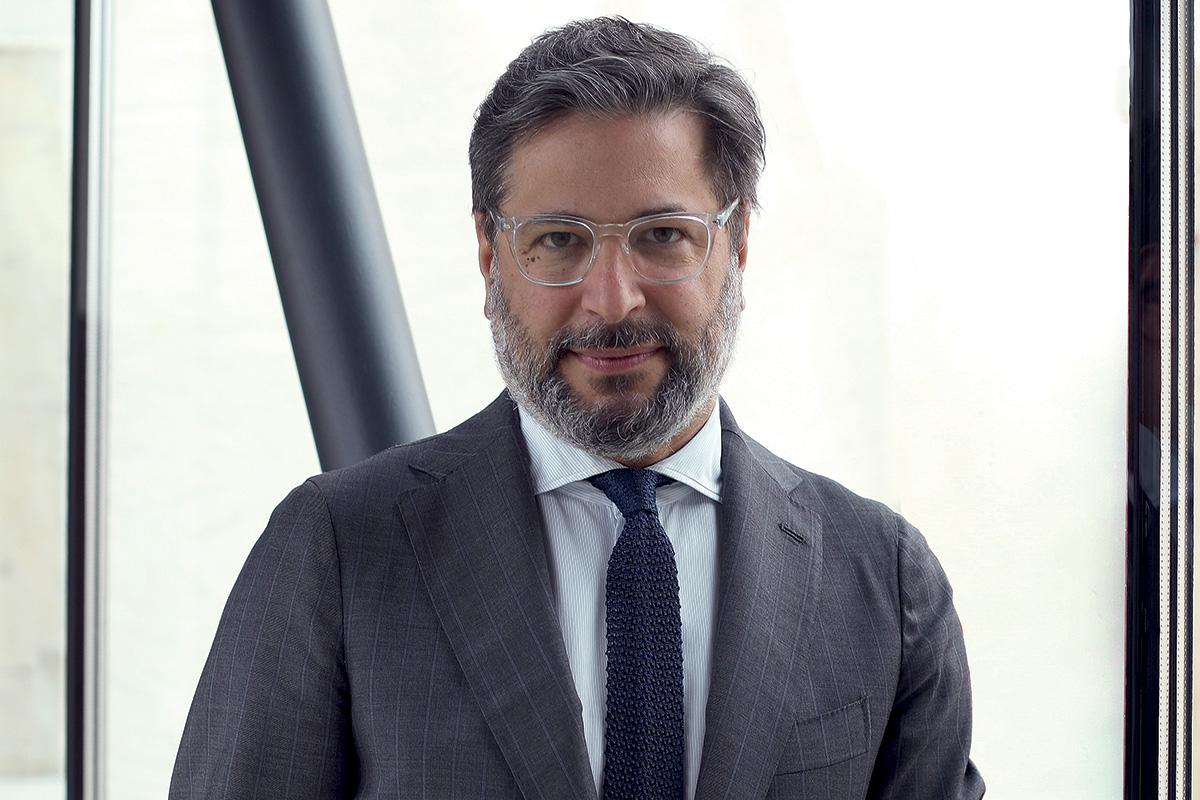 Un ritratto di Guido Terreni
