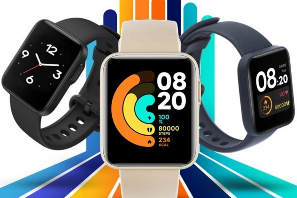 I tre Xiaomi Mi Watch Lite