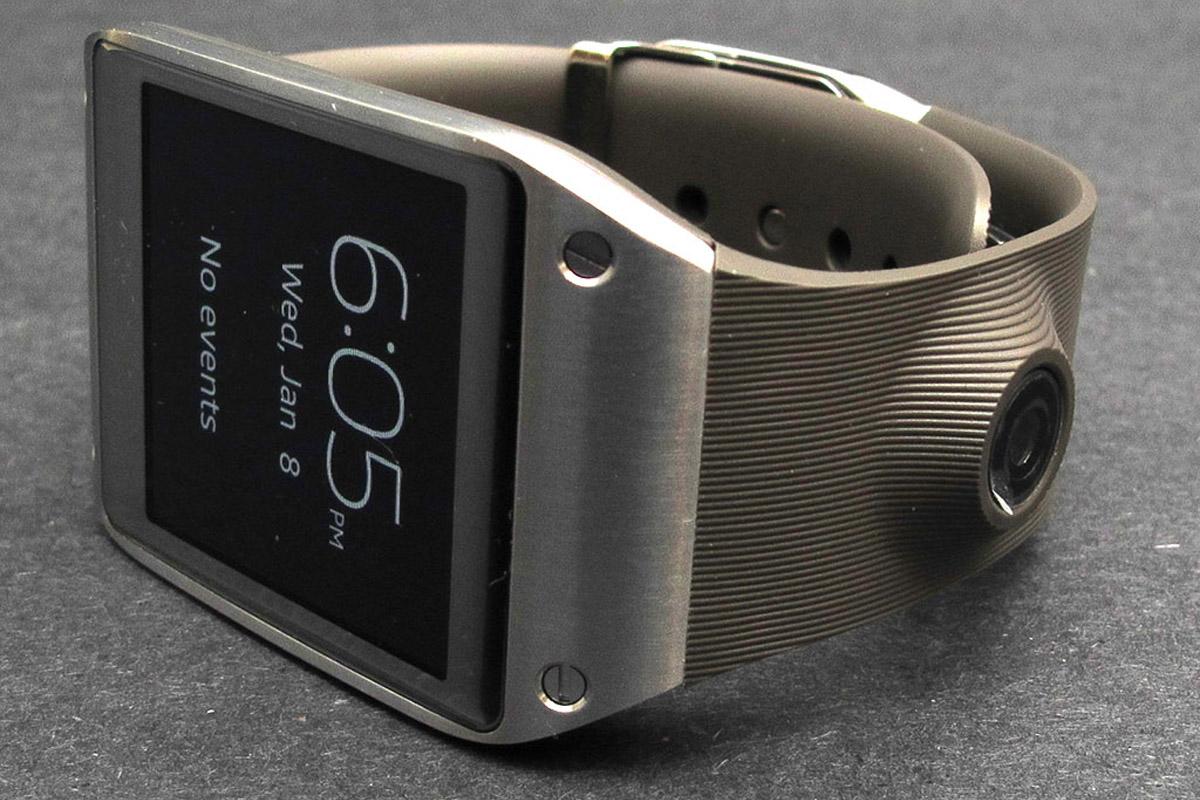 Il primo smartwatch: il Samsung Galaxy Gear, del 2013