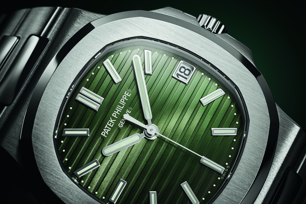 Una novità di Patek Philippe presentata a Watches & Wonders 2021