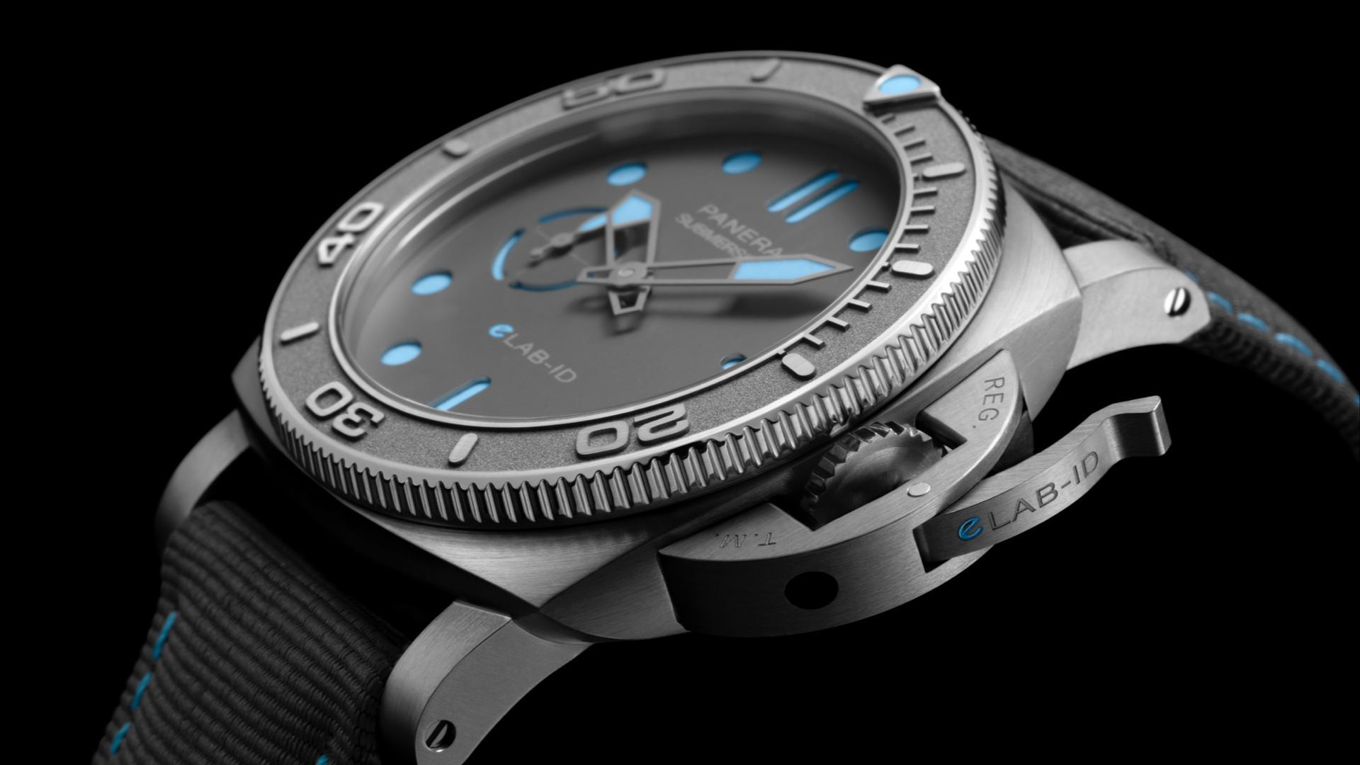 Orologi da esploratori: Panerai Submersible eLab-ID