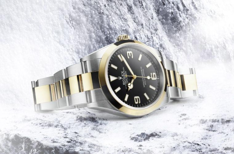 Orologi da esplorazione: il Rolex Explorer