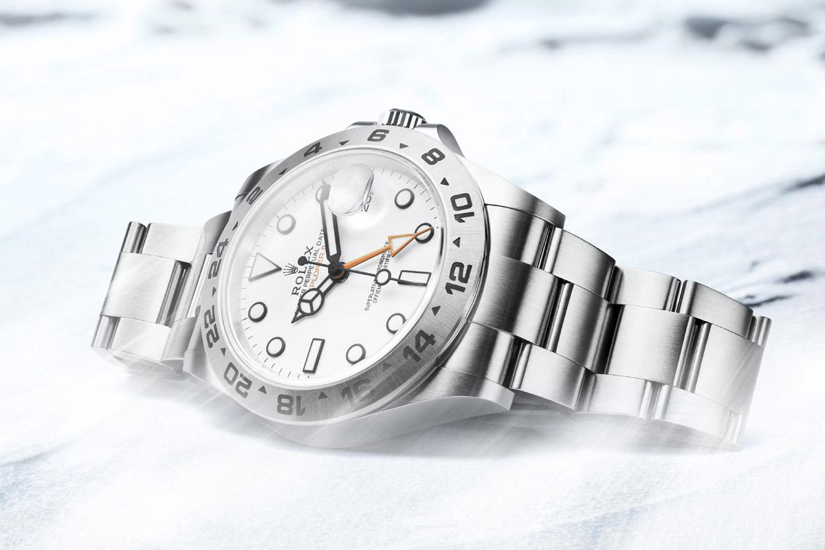 Orologi da esplorazione: Rolex Explorer II