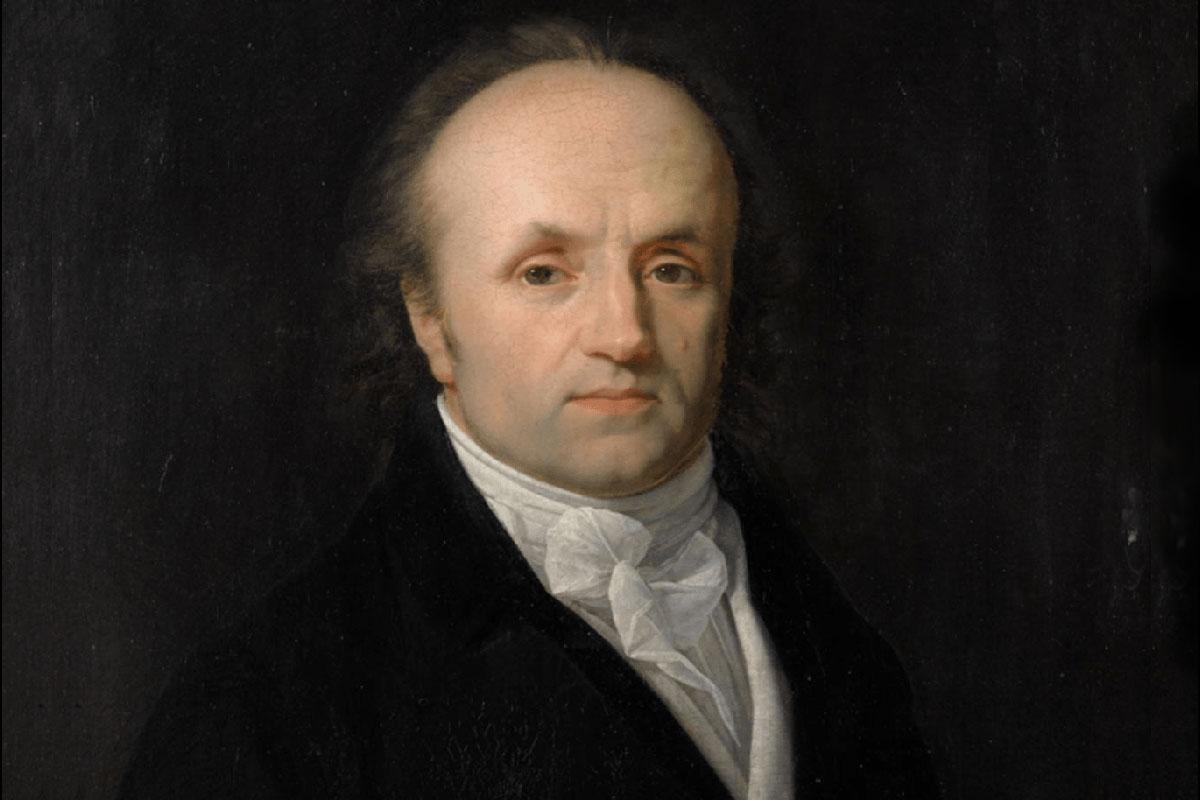 Ritratto di Abraham-Louis Breguet