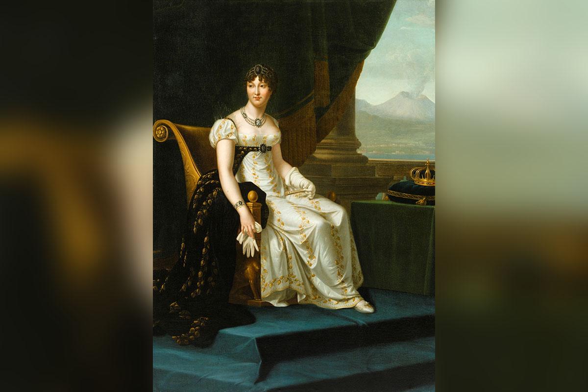 Carolina Bonaparte, la migliore cliente di Abraham-Louis Breguet