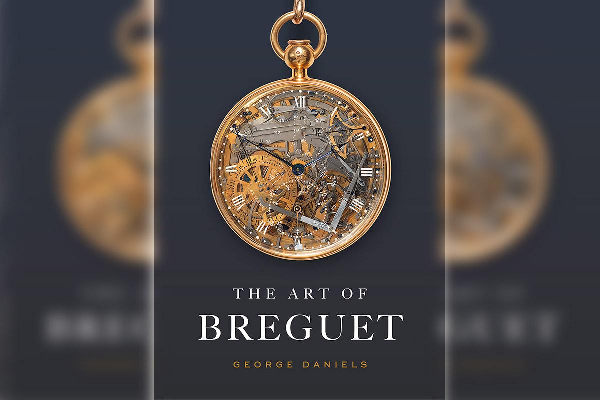 copertina del libro The Art of Breguet