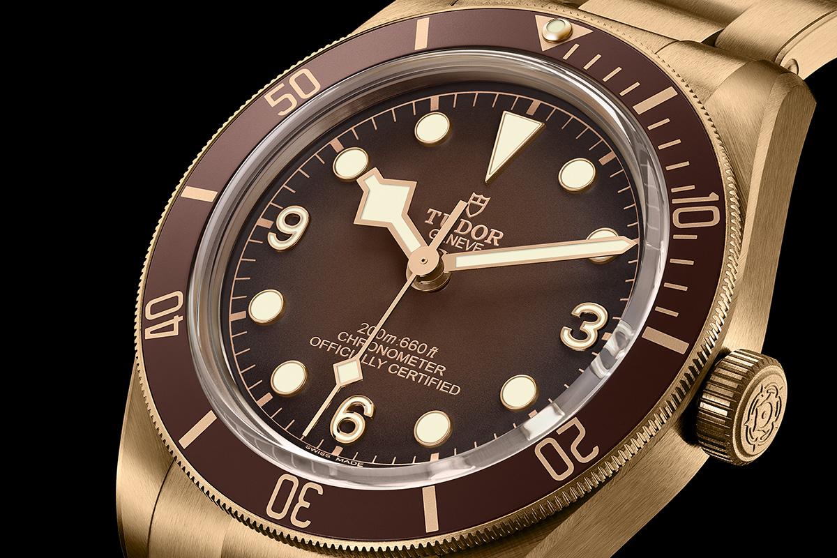 Tudor Black Bay Fifty‑Eight Bronze