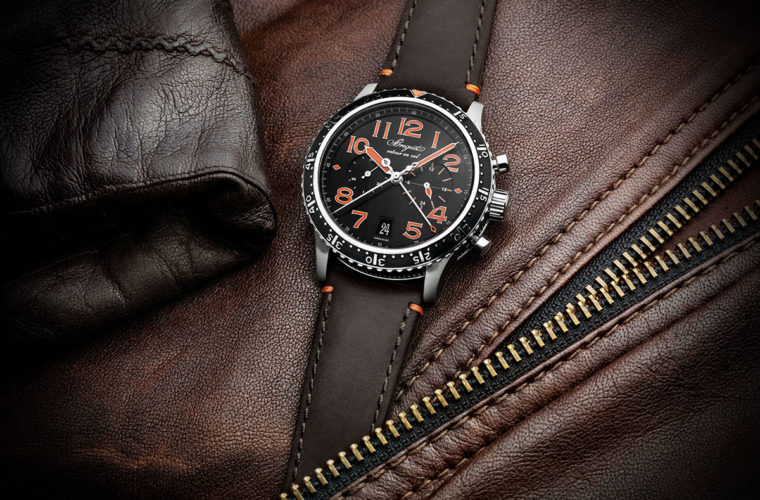 Il nuovo Breguet Type XXI 3815  con dettagli arancioni