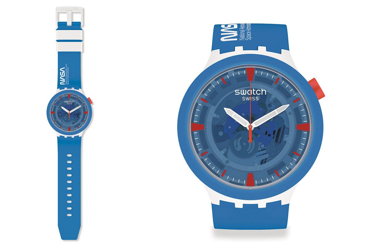 Swatch Space Collection: Big Bold Jumpsuit